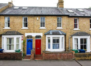 Thumbnail 3 bed terraced house to rent in East Avenue, Oxford