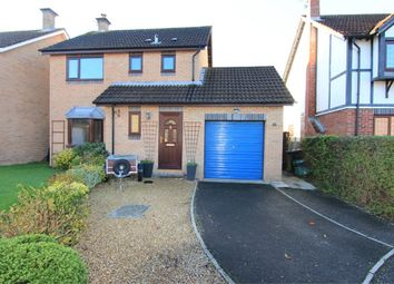 Thumbnail 3 bedroom detached house for sale in Wainwright Close, Weston-Super-Mare