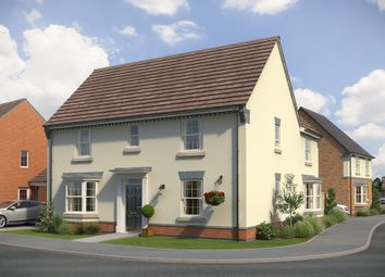 Thumbnail 4 bed detached house for sale in Gilbert's Lea, Birmingham Road, Bromsgrove