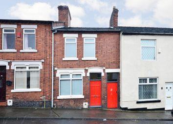 Thumbnail 3 bed terraced house for sale in Ruxley Road, Bucknall, Stoke-On-Trent