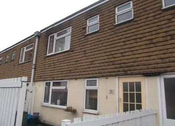 Thumbnail 3 bedroom maisonette to rent in Melrose Ave, Bletchley, Milton Keynes