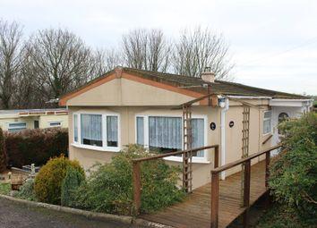 Thumbnail 2 bed mobile/park home for sale in Greenacres Park, Coppitts Hill, Yeovil