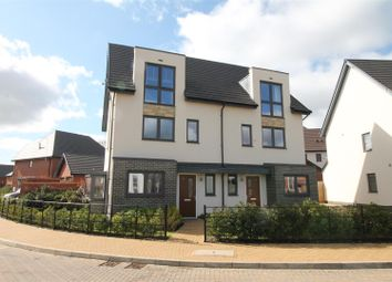 Thumbnail 3 bed property for sale in Rievaulx Way, Daventry