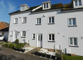 Thumbnail 4 bedroom terraced house to rent in Eversleigh Rise, Whitstable