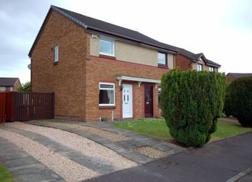 Thumbnail 2 bedroom semi-detached house for sale in Beatson Wynd, Uddingston, Glasgow