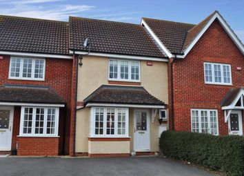 Thumbnail 2 bed terraced house for sale in Ouse Close, Didcot