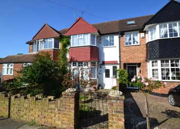Thumbnail 3 bed terraced house for sale in Salcombe Drive, Morden