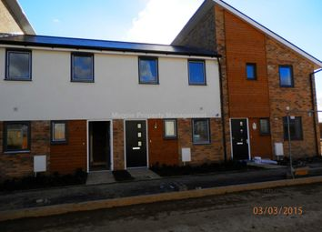 Thumbnail 2 bedroom property to rent in Hartley Avenue, Peterborough