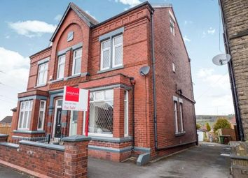 Thumbnail 4 bed semi-detached house for sale in Huddersfield Road, Stalybridge, Cheshire, United Kingdom