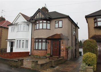Thumbnail Semi-detached house for sale in Pembroke Avenue, Harrow