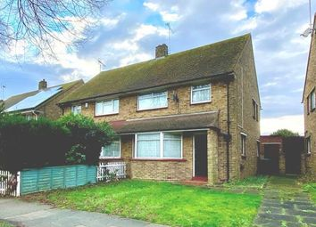 3 bed semi-detached house for sale in St. Lukes Road, Southend-On-Sea SS2