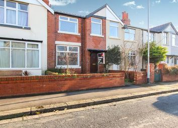 Thumbnail 3 bed terraced house for sale in Kendal Road, Lytham St Annes, Lancashire, England