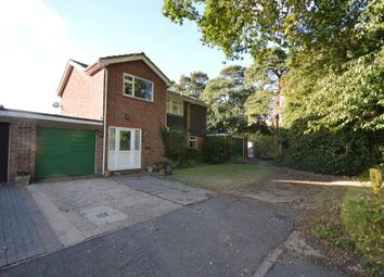 Thumbnail 4 bed detached house for sale in Forster Close, Aylsham, Norfolk