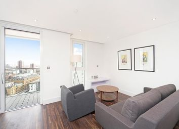 Thumbnail 1 bed flat for sale in Altitude Point, Alie Street, London