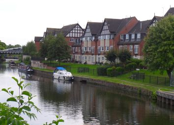 Thumbnail 3 bed town house for sale in Marine Approach, Northwich