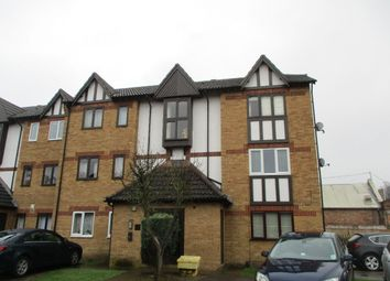 Thumbnail 2 bed flat to rent in Mill Close, Wisbech