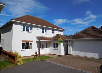 Thumbnail 4 bed detached house to rent in Millennium Close, Frampton Cotterell, Bristol