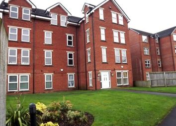 Thumbnail 2 bed flat for sale in Stitch Lane, Heaton Norris, Stockport, Cheshire