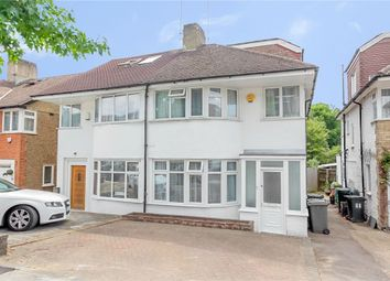 Thumbnail 4 bed semi-detached house for sale in Whitehouse Way, London