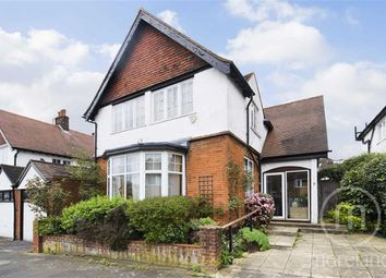 Thumbnail 4 bed detached house for sale in Park Drive, Golders Green