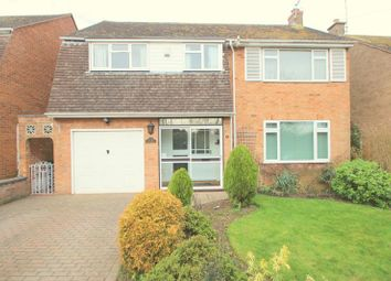 Thumbnail 4 bed detached house for sale in Bordon Hill, Stratford-Upon-Avon