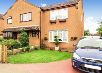 Thumbnail 2 bed semi-detached house for sale in High Street, Doddington, March