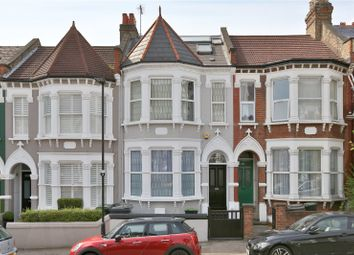 Thumbnail 3 bed flat for sale in Pemberton Road, Harringay, London