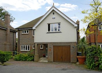 Thumbnail 4 bed detached house for sale in South Leas, Henfield Road, Cowfold, Horsham