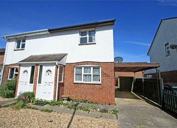Thumbnail 3 bed semi-detached house for sale in Bankhill Drive, Lymington, Hampshire