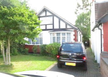 Thumbnail 3 bed semi-detached bungalow to rent in Mandeville Road, Northolt
