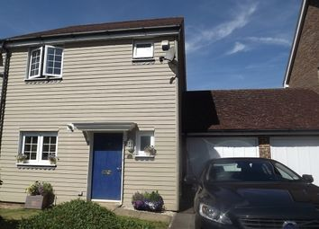Thumbnail 3 bed semi-detached house to rent in Hopgarden Close, Lamberhurst, Tunbridge Wells