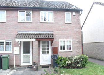 Thumbnail 2 bedroom end terrace house to rent in Falconwood Drive, The Drope, Cardiff, South Glamorgan.