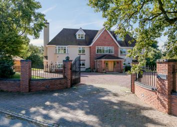 Thumbnail 6 bed detached house for sale in Somerford, Brewood, Stafford, Staffordshire