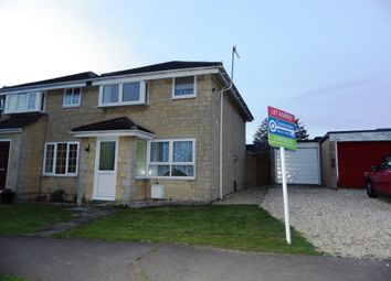 Thumbnail 2 bed semi-detached house for sale in Elphick Road, Stratton, Cirencester