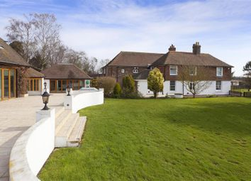 Thumbnail 6 bedroom country house for sale in Alkham, Dover