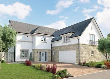 "Thumbnail 5 bed detached house for sale in ""The Ranald"" at Dalgleish Drive, Bearsden, Glasgow"