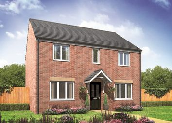 "Thumbnail 4 bed detached house for sale in ""The Chedworth"" at Drayton High Road, Hellesdon, Norwich"