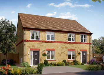 "Thumbnail 3 bed semi-detached house for sale in ""The Kilmington"" at Carr Green Lane, Mapplewell, Barnsley"