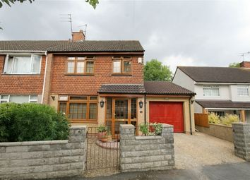 Thumbnail 3 bed semi-detached house for sale in Kingston Close, Mangotsfield, Bristol