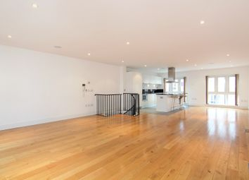 Thumbnail 2 bedroom flat to rent in 1 Brewhouse Lane, Putney Wharf, London