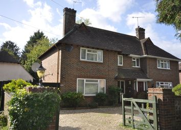 Thumbnail 3 bed semi-detached house to rent in Milford Lodge, Milford, Godalming