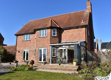 Thumbnail 4 bed detached house for sale in Woodlands, Hazelbury Bryan, Sturminster Newton, Dorset