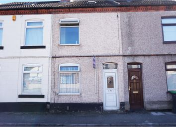 Thumbnail 2 bedroom terraced house for sale in Priestsic Road, Sutton-In-Ashfield