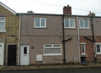 Thumbnail 3 bed terraced house for sale in Seventh Row, Ashington