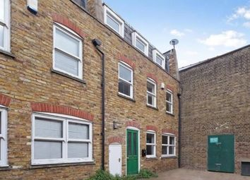 Thumbnail 2 bed terraced house to rent in Barnard Mews, London