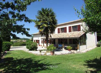 Thumbnail 4 bed property for sale in Miramont Du Quercy, 82190, France