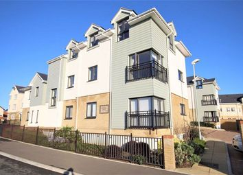 Thumbnail 2 bedroom flat for sale in Gentian Way, Weymouth, Dorset