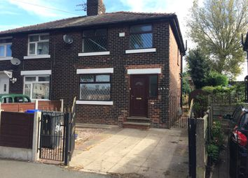 Thumbnail 3 bedroom semi-detached house to rent in Sycamore Crescent, Ashton-Under-Lyne