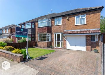 4 bed semi-detached house for sale in Brookside Crescent, Greenmount, Bury, Greater Manchester BL8