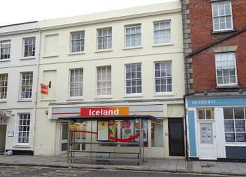 Thumbnail 1 bed flat for sale in Castle Street, Salisbury